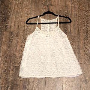 Nanette Lepore Crochet Top